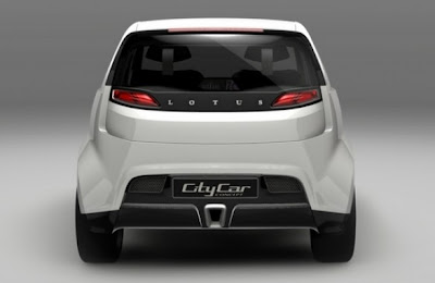 City Car Concept Lotus first pictures