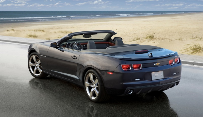 2011 Chevrolet Camaro Convertible - A beautiful cabrio