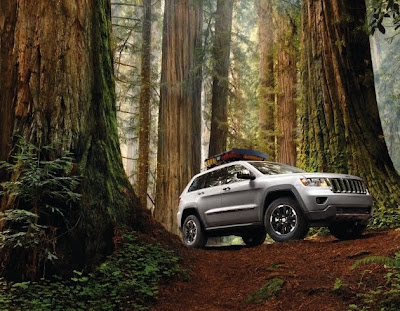 Customize your 2011 Jeep Grand Cherokee with Mopar