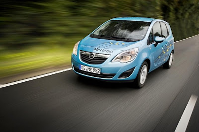 Opel Meriva EV 2011