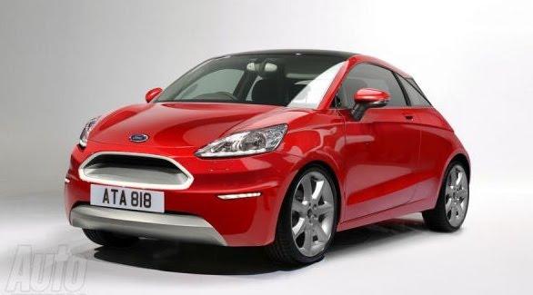 Future Ford Ka Concept