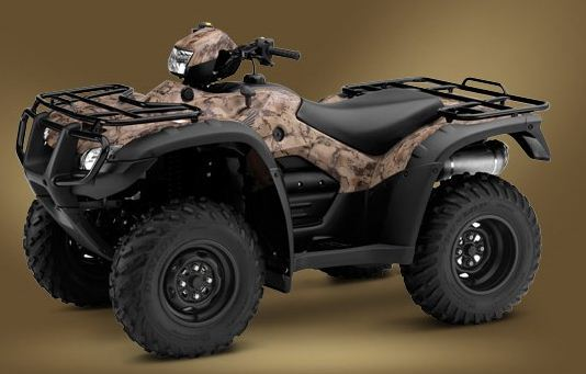 Honda has updated line of ATVs in 2011   specs and pics   price