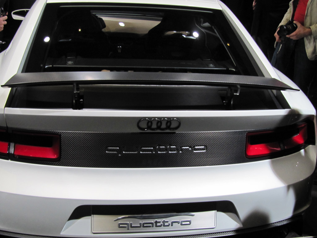 2011 audi quattro concept   a tribute to an all