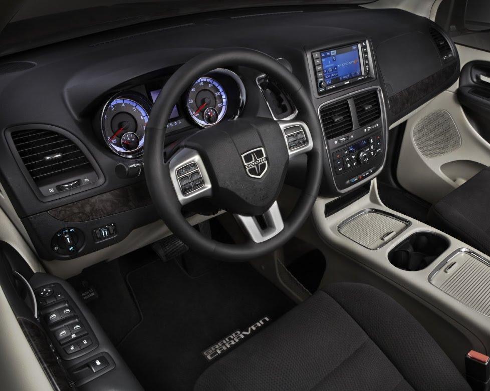 New Dodge Grand Caravan  Voyager  2011 2012 Details And