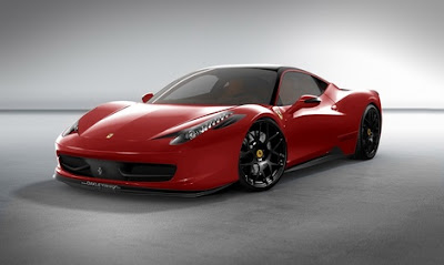 Ferrari 458  Italia by Oakley Design