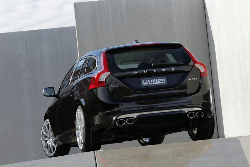 New Volvo V60 by Heico Sportiv