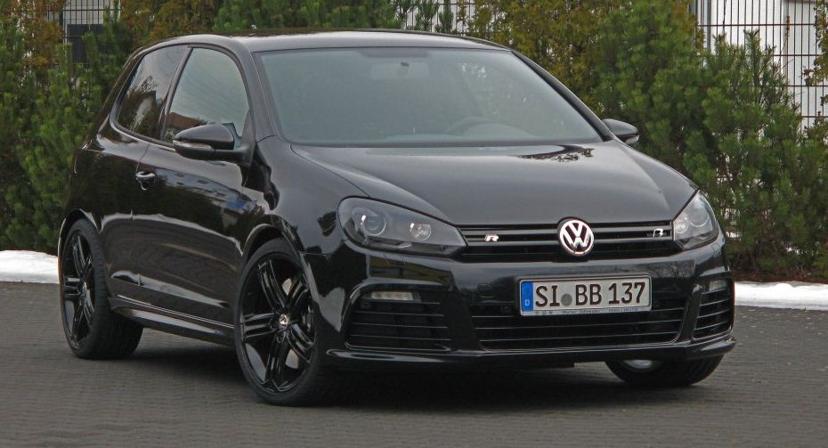 the vw golf 6 r by aps sportec stage 2 garage car. Black Bedroom Furniture Sets. Home Design Ideas