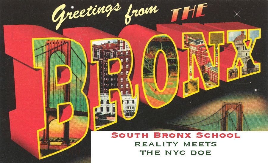 SOUTH BRONX SCHOOL
