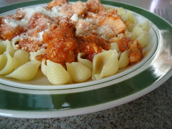 Chicken Parm Pasta