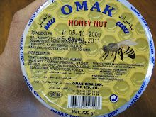 Honey-nut spread