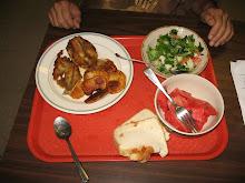 Hassan's dinner