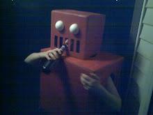 Robot needs beer