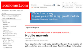 The Economist - 2 - Mobile marvels