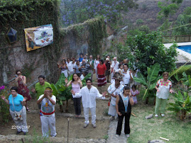 CEREMONIA SAGRADA DE PLANTADO DEL MAGUEY Y DEL NOPAL