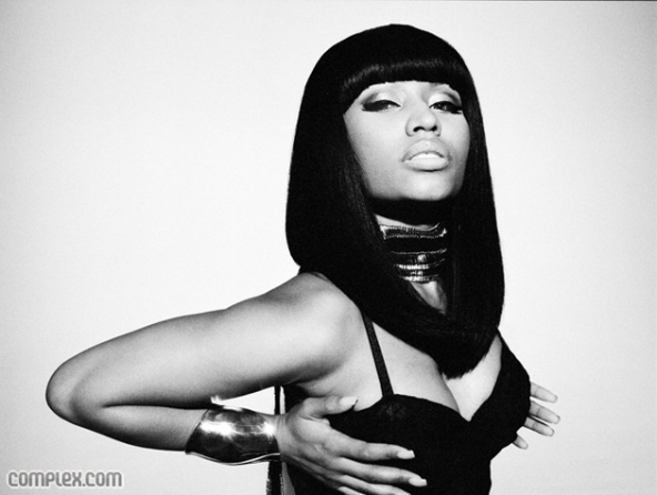 Most people that know me are aware that I'm a HUGE fan of Nicki Minaj.
