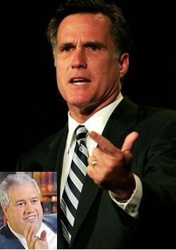 Romney fires Lichfield