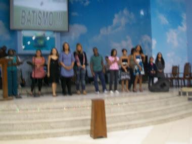 Igreja Mãe da COMGREGAÇÂO