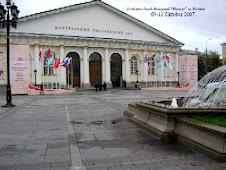 Russian Silhouette                  Festival internacional sobre los libros
