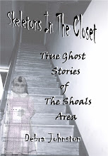 True Ghost Stories of the Shoals Area