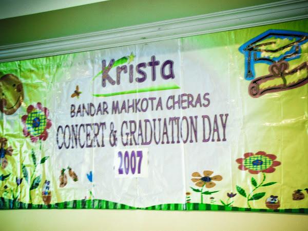 Krista BMC Concert & Graduation 2007