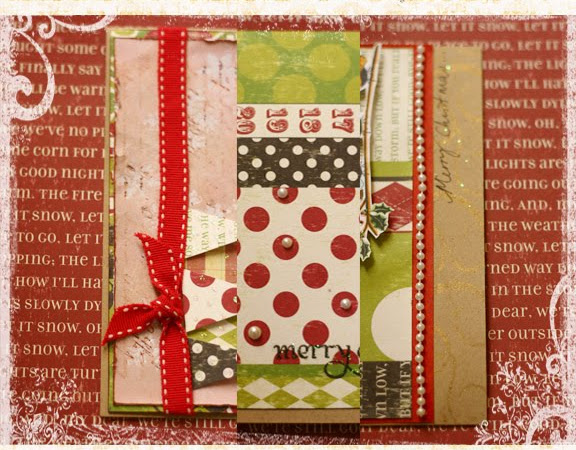 Christmas Cardmaking Class