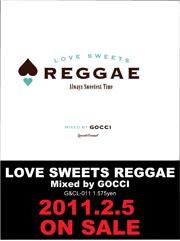 ★LOVE SWEETS REGGAE  / GOCCI