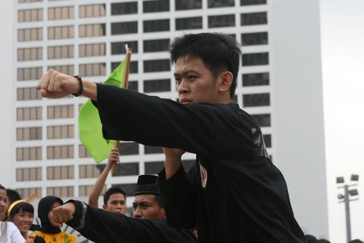 Agenda Aksi Promosi Pariwisata KPMKB Jakarta Di Bundaran HI Jakarat