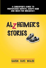 This book of honest, intimate stories illustrates the reality of Alzheimer's caregiving.