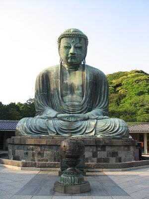 Mengunjungi Kuil Kamakura
