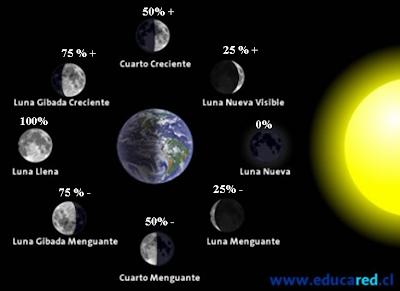 Alternativa 11: Las fases de la Luna y la Salud.