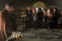 Screenshot film Harry Potter The Half Blood Prince