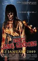 Poster Film Hantu Jamu Gendong 2009