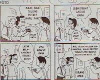 Komik Kariage-Kun Bahasa Indonesia