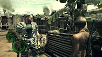 Screenshot game Resident Evil 5