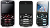 Ponsel LG GW300