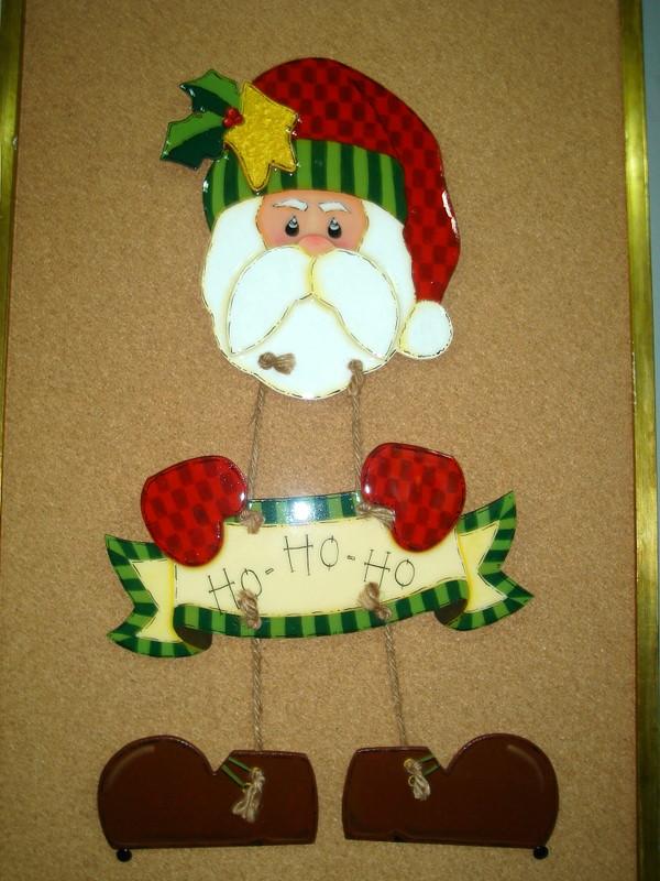 Icha crea adornos navide os pap noel - Manualidades para navidades ...