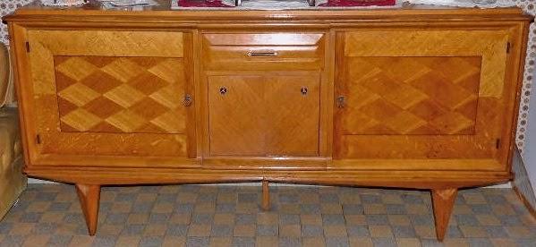 le vide grenier de talie buffet table ann es 50. Black Bedroom Furniture Sets. Home Design Ideas