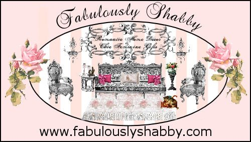 Please Visit My Boutique, Fabulously Shabby! @}~~