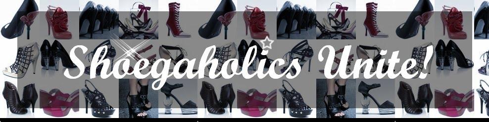 Shoe-gaholics Unite!!