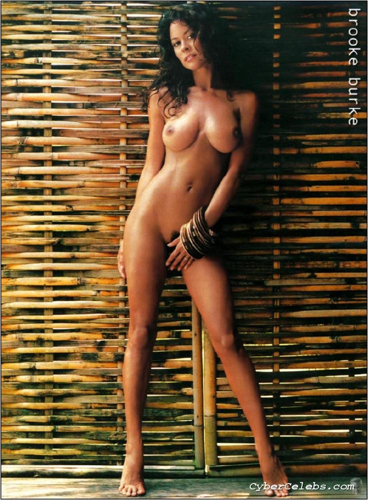 Brooke Burke in 15 photos from Playboy Plus by Girls of