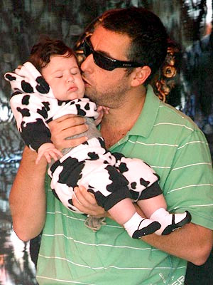 adam sandler and family