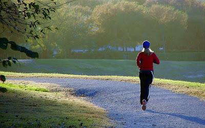 Correr es un ejercicio aeróbico