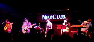 Klaus & Kinski - Neu Club