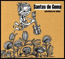 Santos de Goma - Canciones de niebla