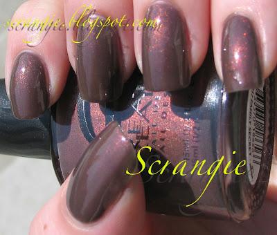 Scrangie Random Swatches Creative Nail Design Cnd