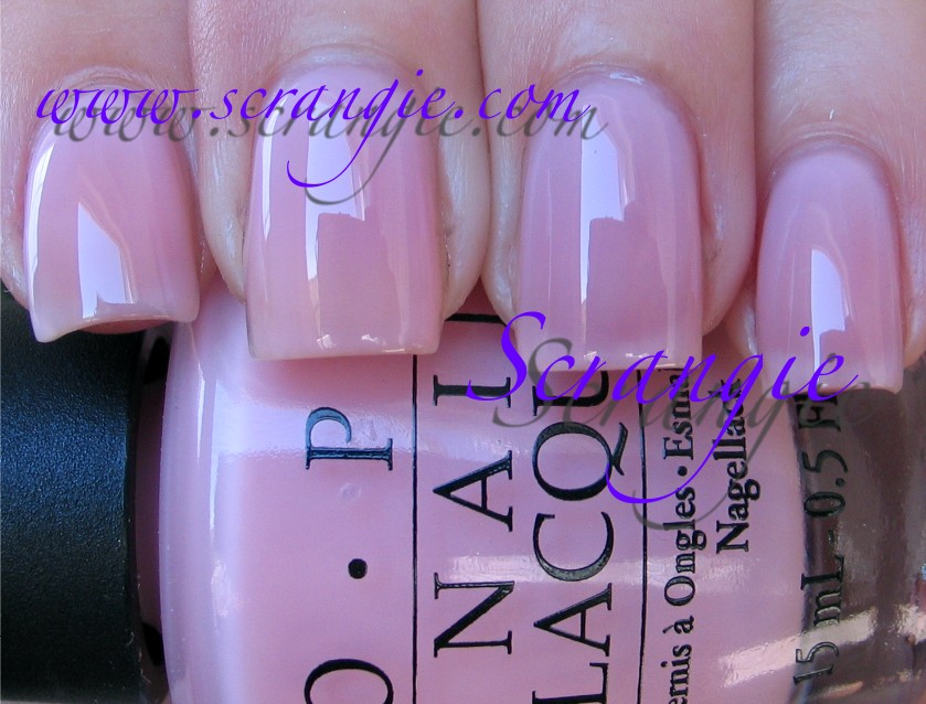 Scrangie: OPI Soft Shades for 2010