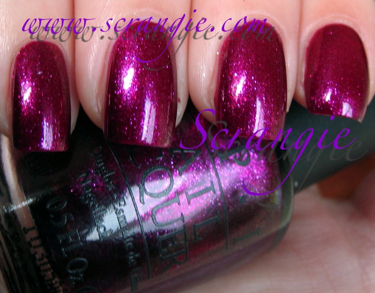 Scrangie: OPI Katy Perry and Serena Williams Grand Slam Collections ...