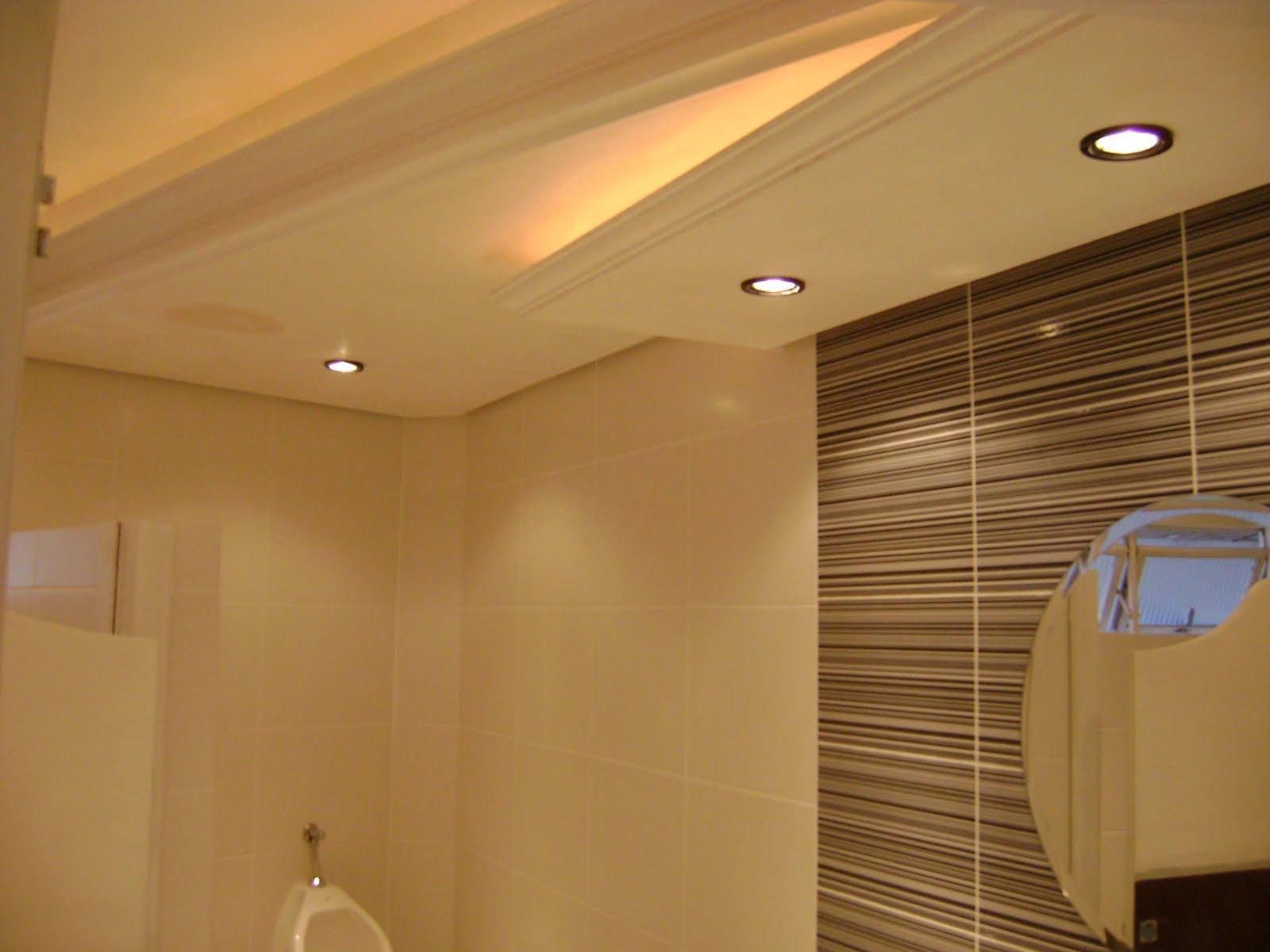 Um toque a mais: Projetos de Gesso e Iluminação #C67305 1600 1200