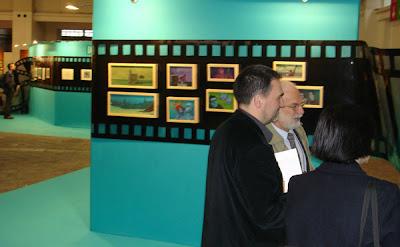 Miguelanxo Prado en el Salón del Cómic de Barcelona 2008
