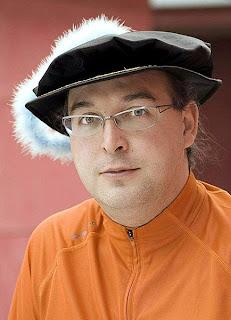 Enrique García, creador de SILVERSPACE